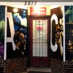 Jazz & Cutural Society at 12th and Franklin Streets