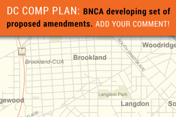 Comments on the DC Comp Plan